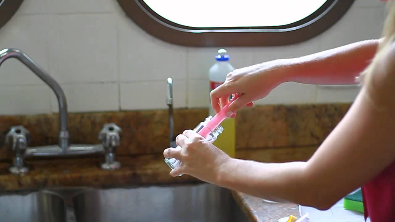 Higienização e Esterilização do Kit Extrator